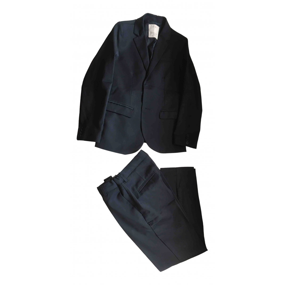 Zara \N Blue Wool Outfits for Kids 10 years - up to 142cm FR