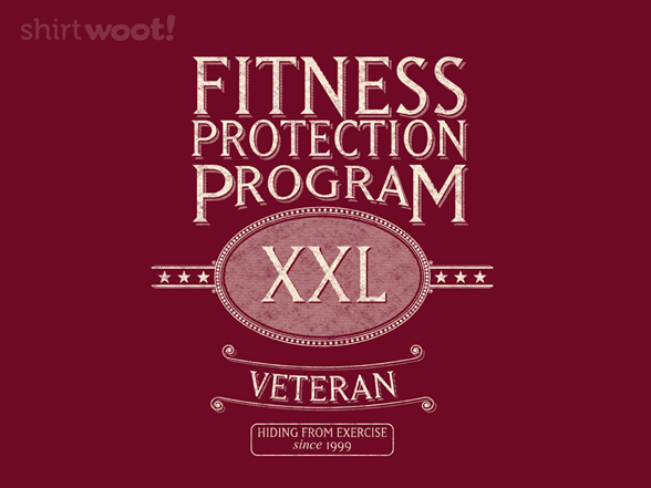 Fitness Protection Program T Shirt