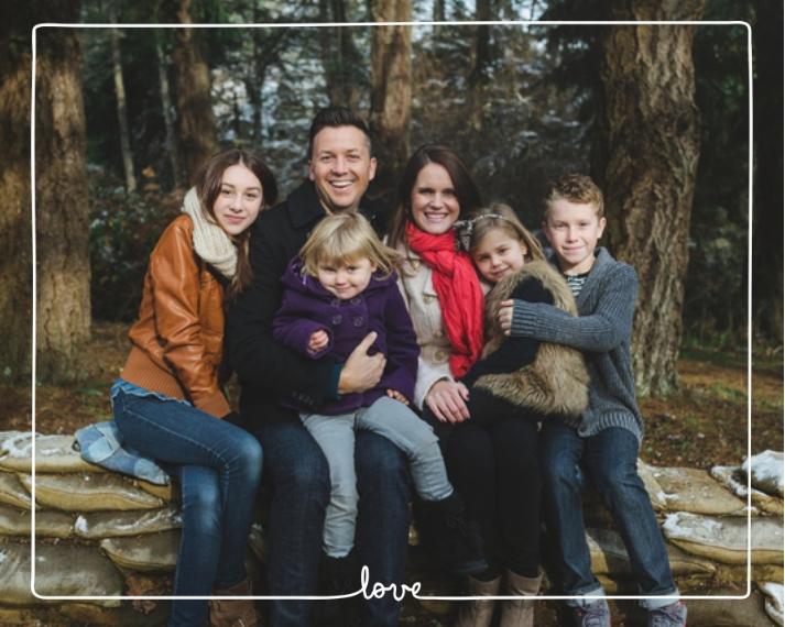 Love 16x20 Poster, Home Décor -Love Frame