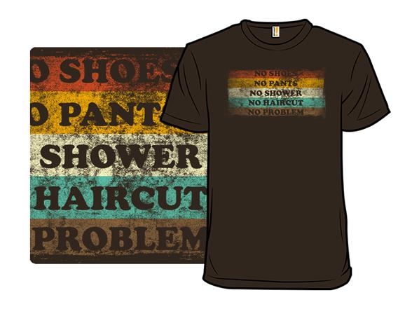 Retro Wfh T Shirt