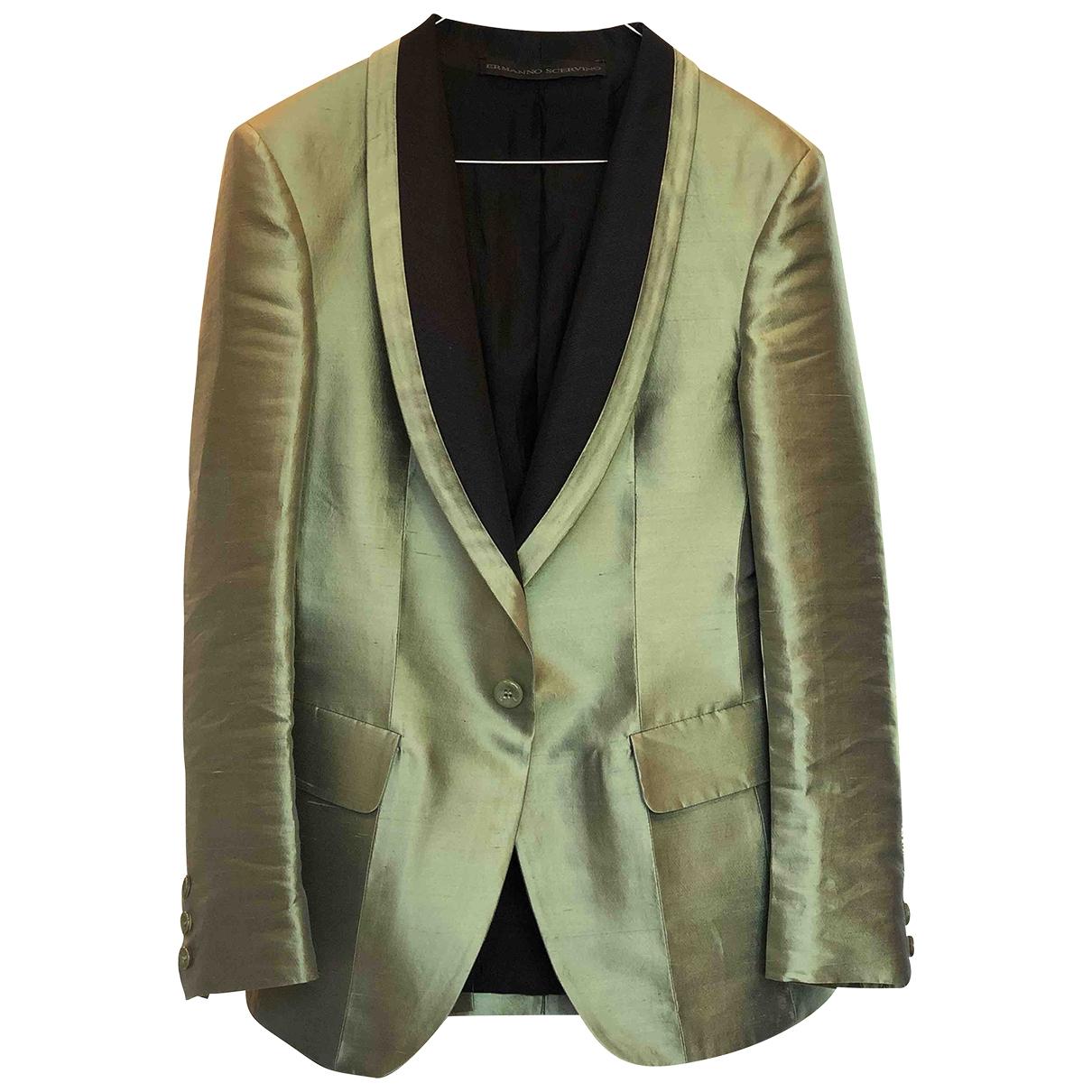 Ermanno Scervino \N Silk jacket for Women 42 IT