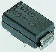 ROHM , 4.2V Zener Diode 6% 1 W SMT 2-Pin SOD-106 (5)