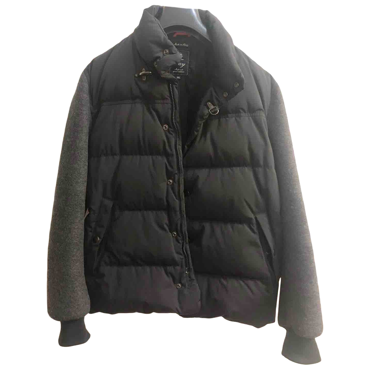 Fay \N Anthracite jacket  for Men XXL International
