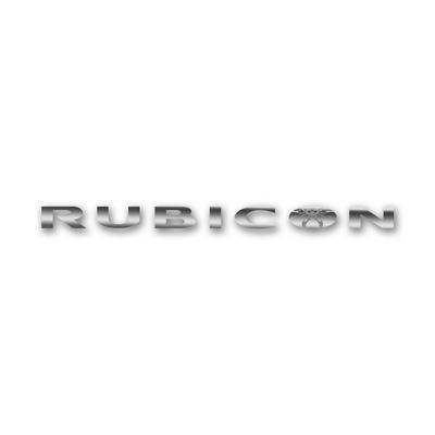 Poison Spyder Spyder Rubicon Hood Decal in Silver (Silver) - 51-46-016-S