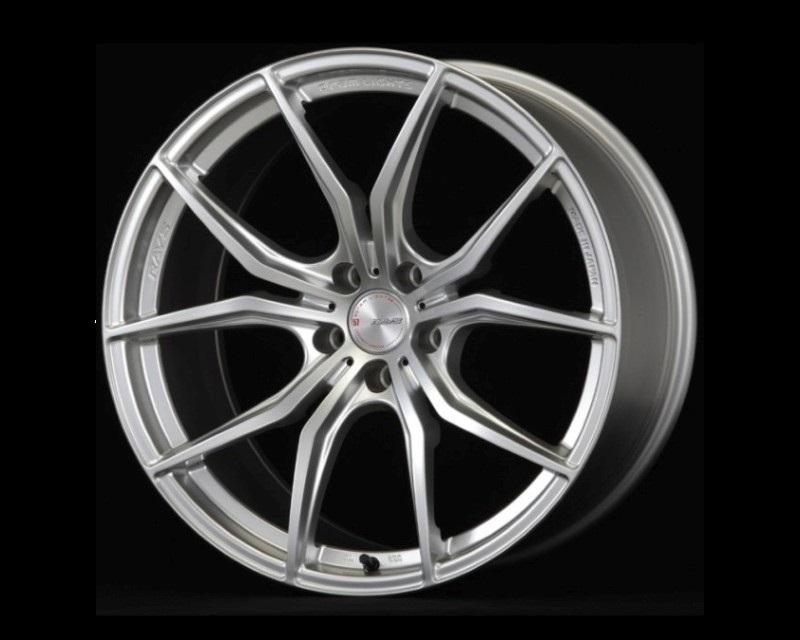 GramLights WGFXX38DSU 57FXX Wheel 18x9.5 5x100 38mm Sunlight Silver