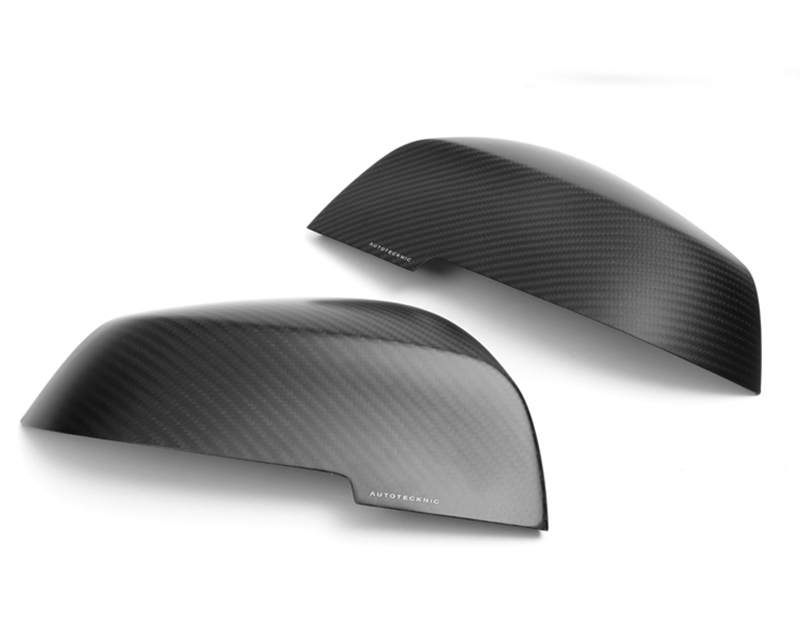 AutoTecknic Dry Carbon Mirror Covers BMW 116d F20 12-14