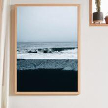 Sea Print Wall Painting Without Frame