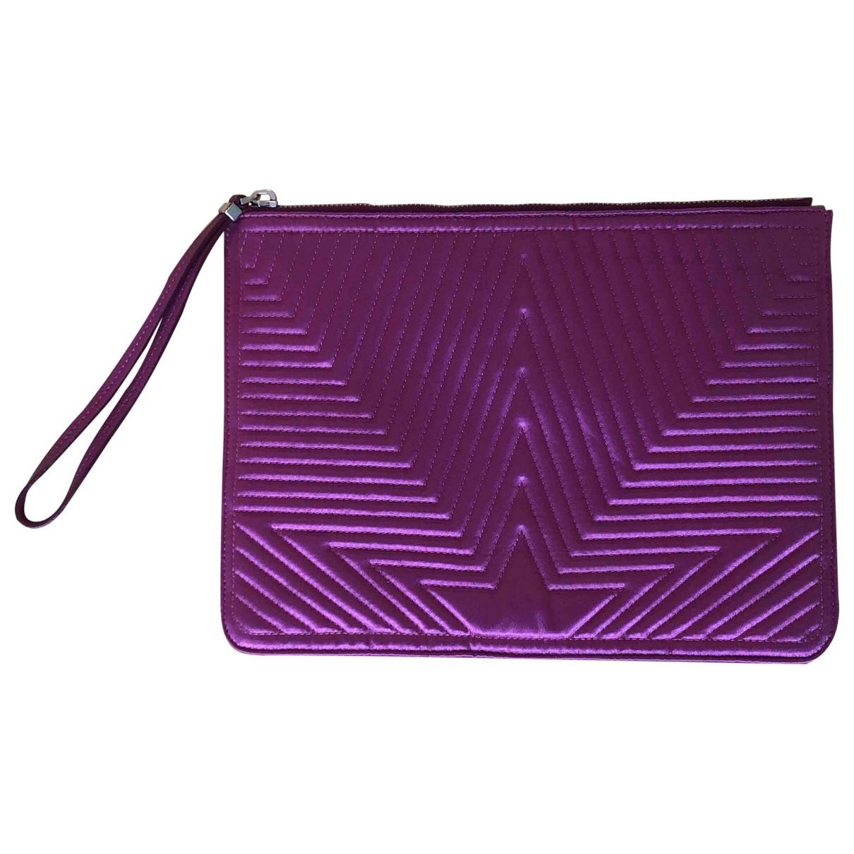 Golden Goose \N Purple Clutch bag for Women \N