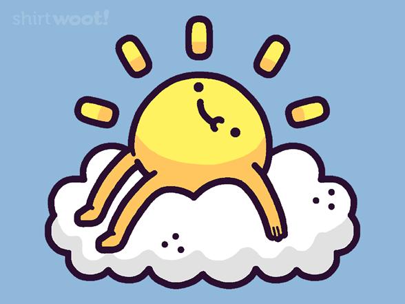 Cloud Rest T Shirt
