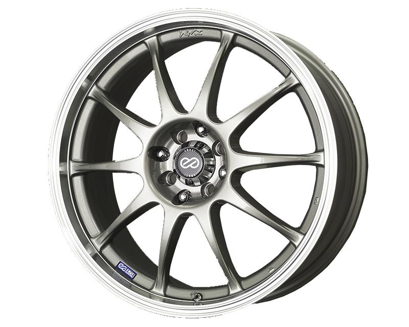 Enkei J10 Wheel Performance Series Silver 16x7 5x112/114.3 38mm