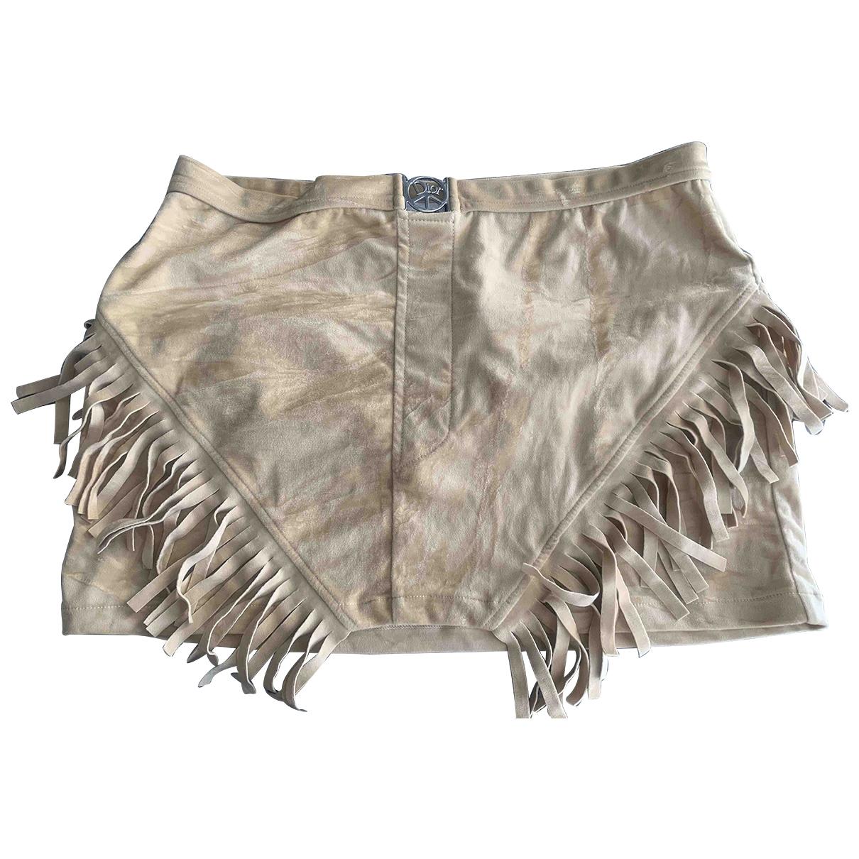 Dior \N Beige Lycra Swimwear for Women 36 FR