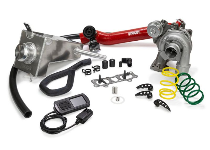 Dynojet Stage 5 No Core Power Package Stage 4 ICE-Tank No Core Polaris RZR XP Turbo 17-19
