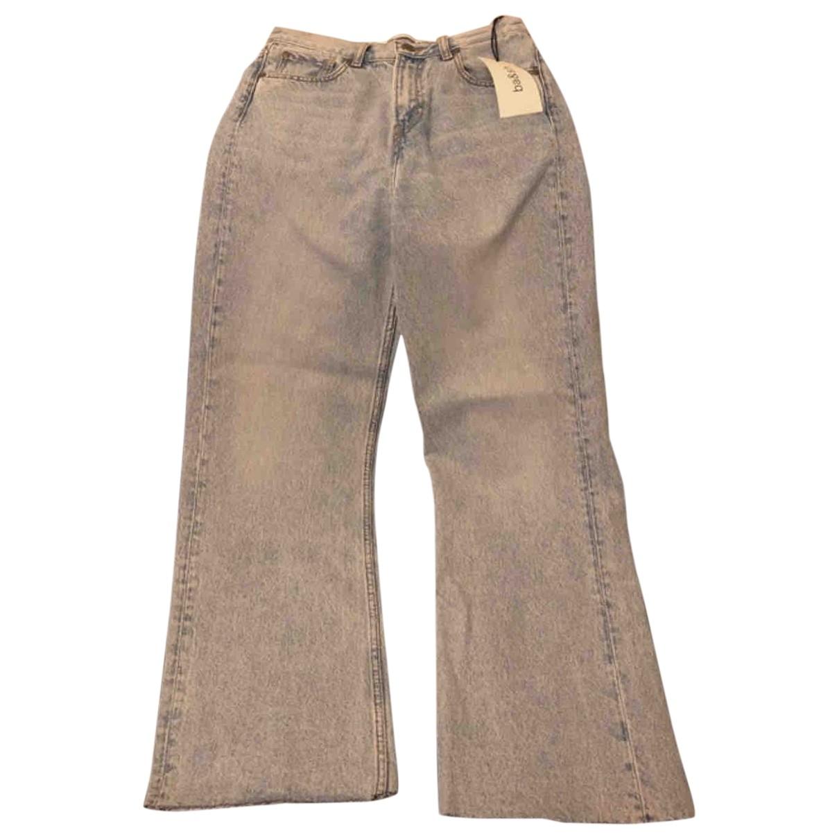 Ba&sh Spring Summer 2020 Blue Denim - Jeans Jeans for Women 34 FR