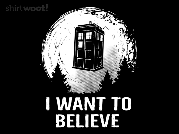 Believe In Who? T Shirt