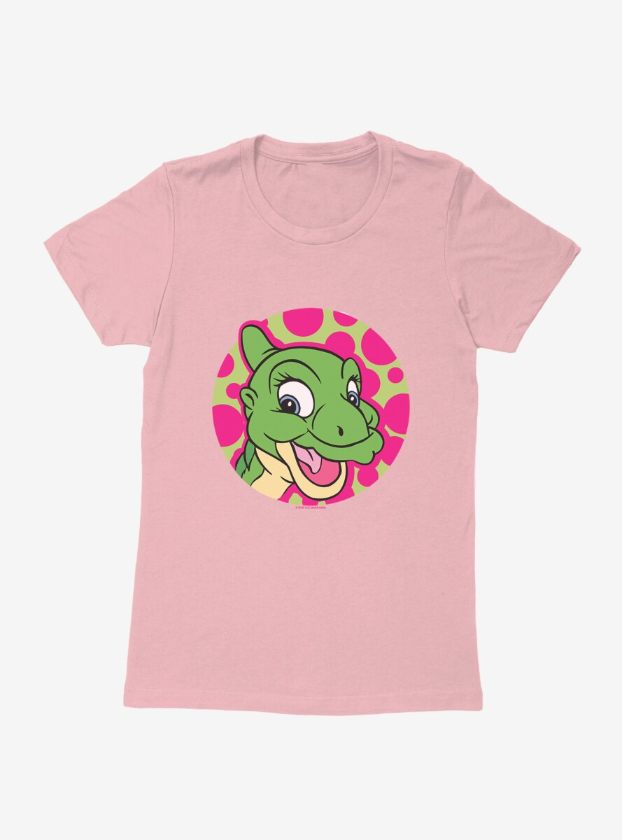 The Land Before Time Ducky Bubbles Womens T-Shirt
