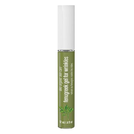 ilike organic skincare fenugreek gel for wrinkles (12 ml / 0.4 fl oz)