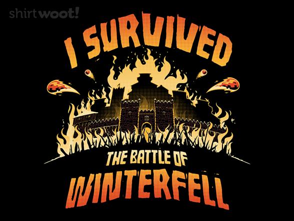 Long Night Survivor T Shirt