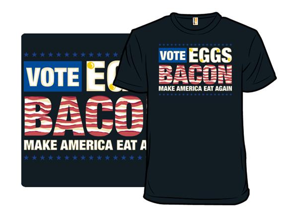 Make America Eat Again T Shirt