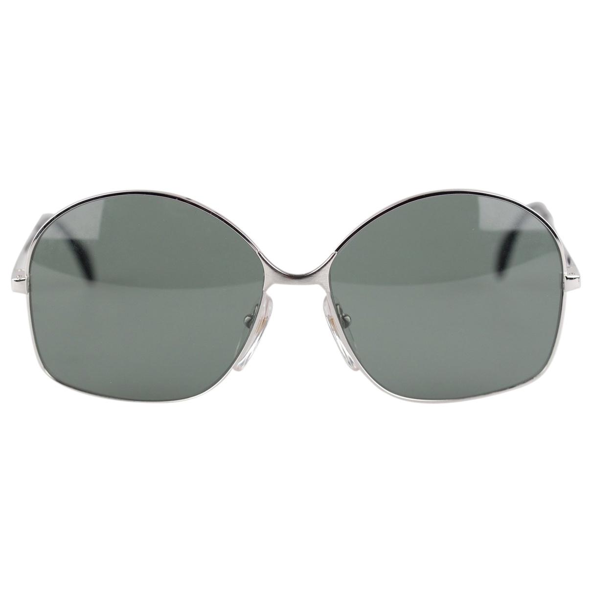 Non Signé / Unsigned \N Gold Metal Sunglasses for Men XS International