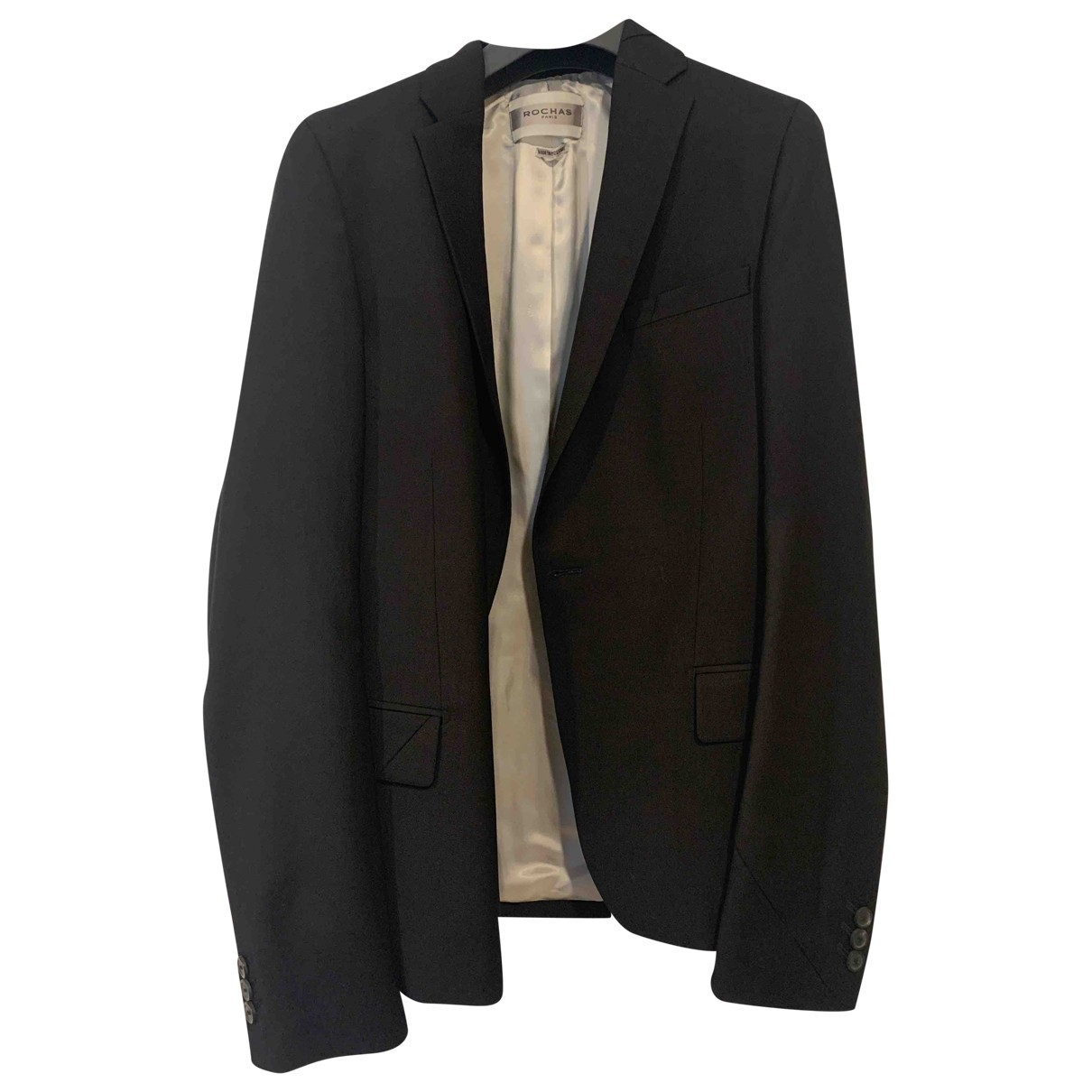 Rochas \N Black Cotton jacket  for Men M International