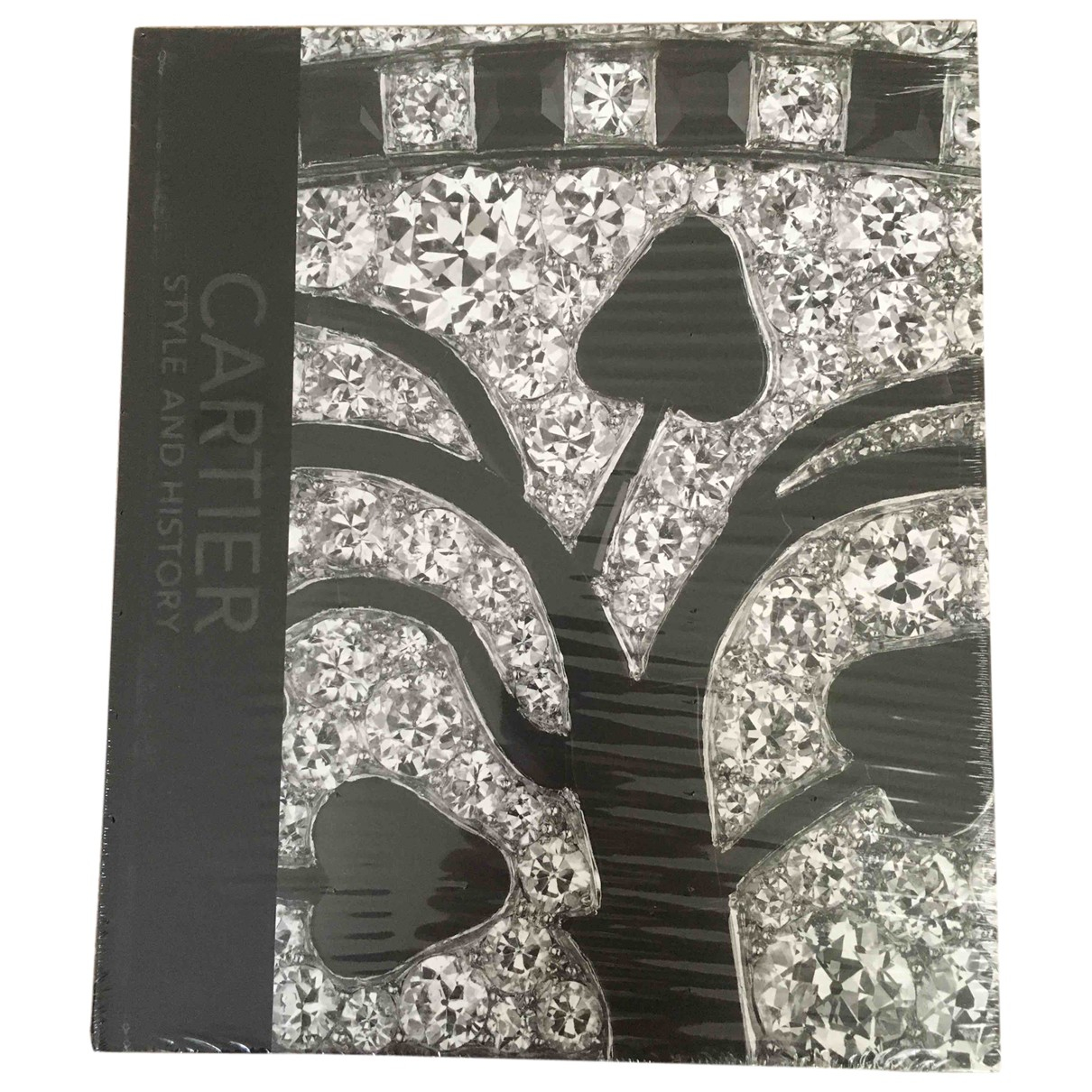 Cartier \N Black Cotton Fashion for Life & Living \N
