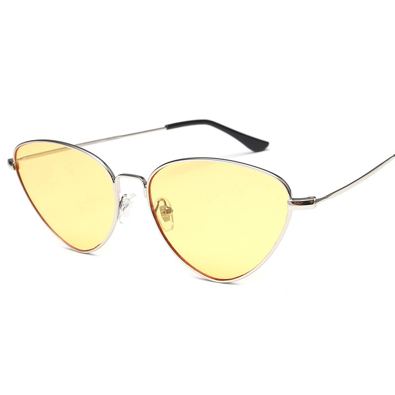 Ericdress Summer Vacation Colorful Sunglasses For Outdoor UV400