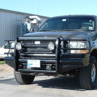 Ranch Hand Legend Series Front Bumper (Black) - FBF991BLR
