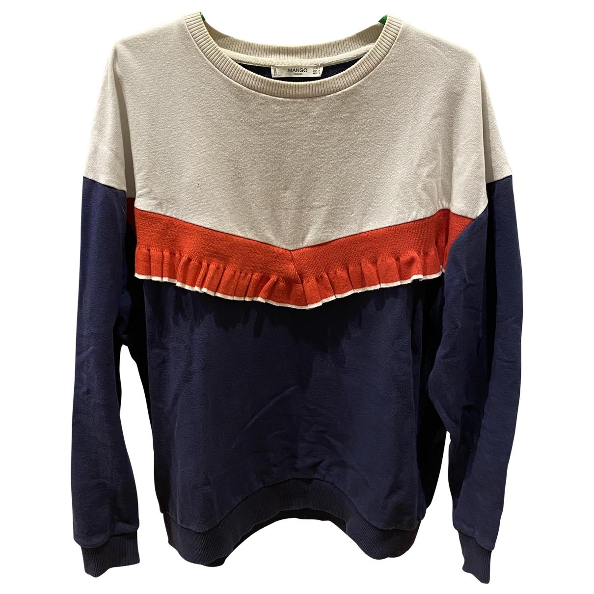 Mango \N Multicolour Cotton Knitwear for Women L International