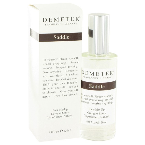 Demeter - Saddle : Cologne Spray 4 Oz / 120 ml