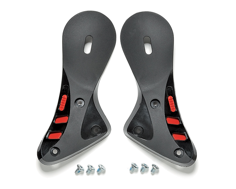 Sidi 206922 Boots Spare Parts Vortice Spares Air Ankle Support (Black - 43-48)