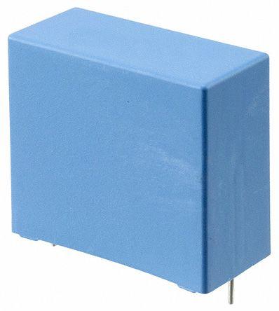 KEMET 330nF Polypropylene Capacitor PP 630V dc ±5% Tolerance PHE450 Series (253)