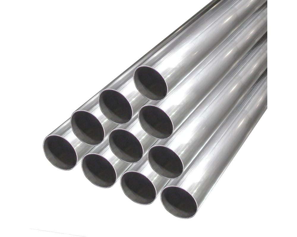 Stainless Works 2.1SS-8 Tubing Straight 2-1/8in Diameter .065 Wall 8ft