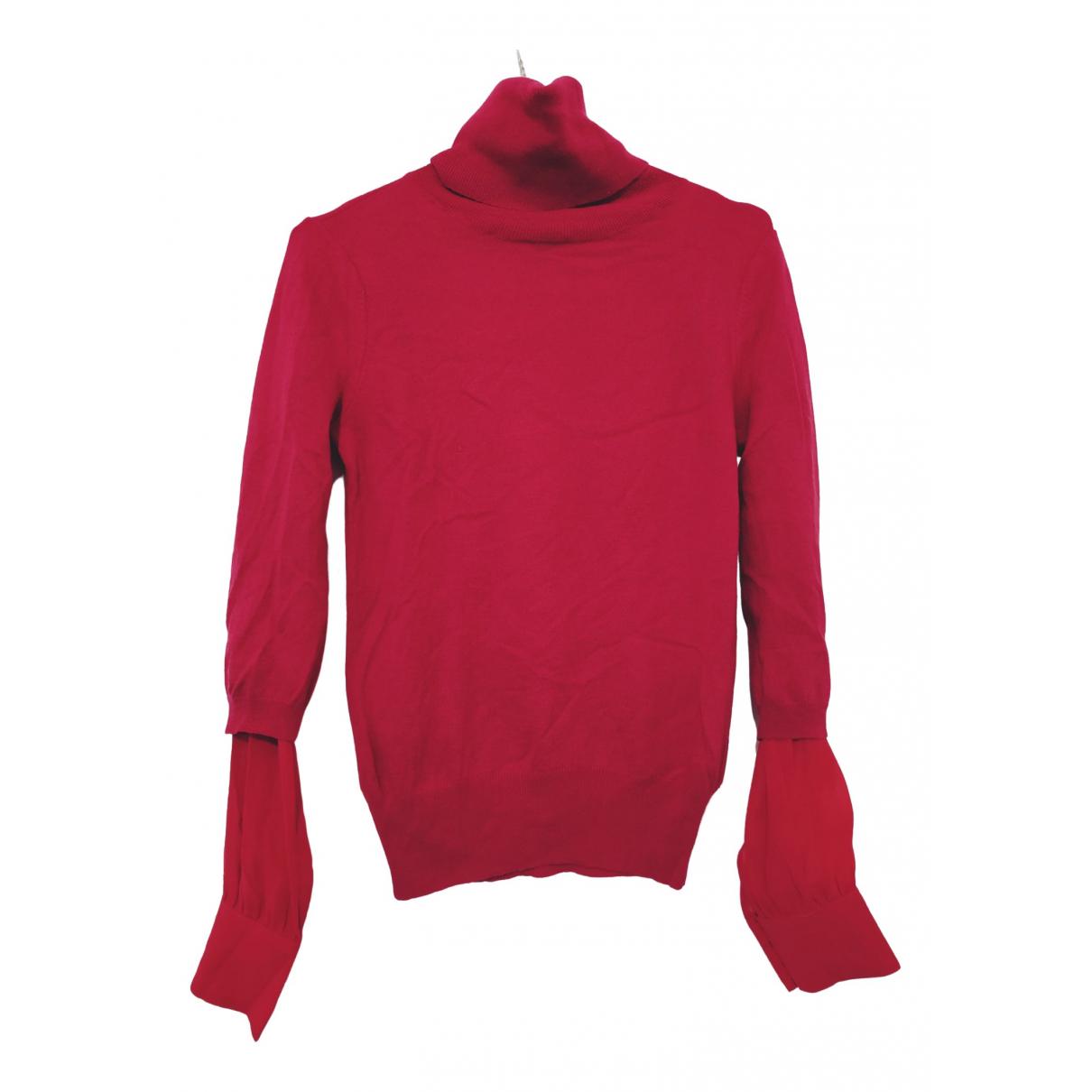 Armani Jeans \N Pink Wool Knitwear for Women M International