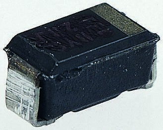 ON Semiconductor , 8.2V Zener Diode 5% 550 mW SMT 2-Pin SMB (10)