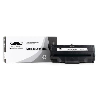 Samsung ML-1210D3 cartouche de toner compatible noire - Moustache®