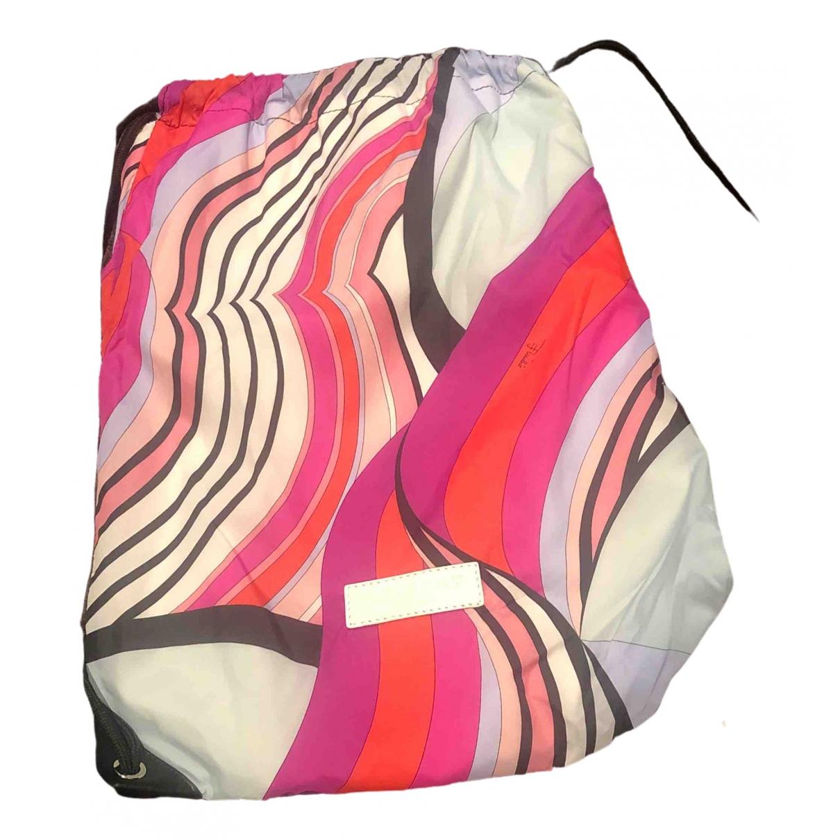 Emilio Pucci \N Multicolour bag & Pencil cases for Kids \N