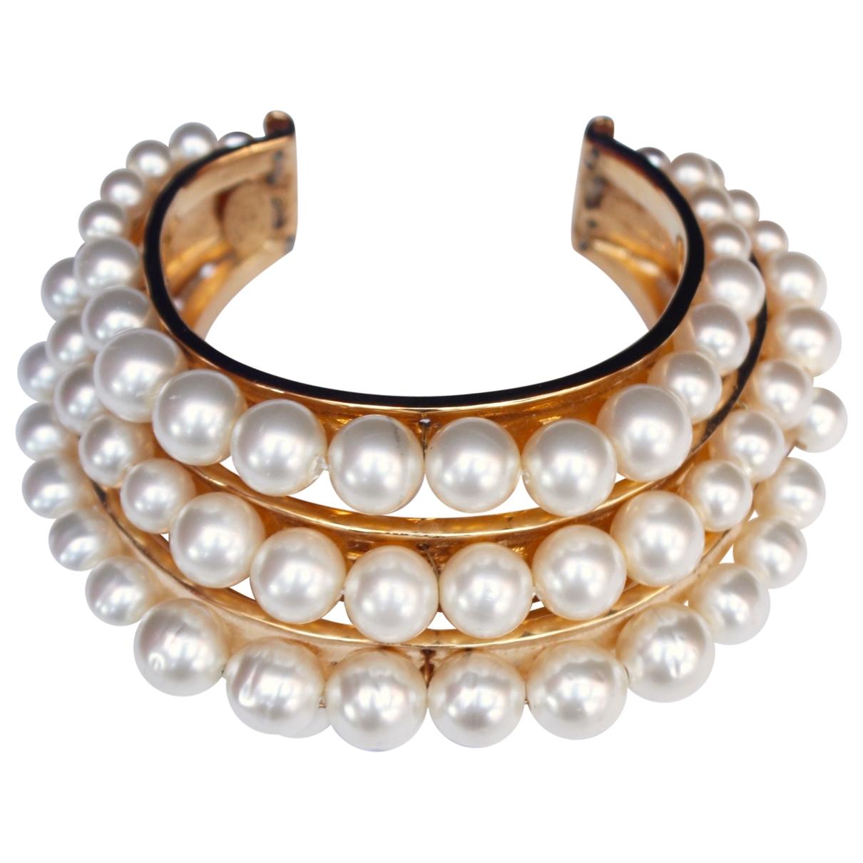 Chanel Baroque Metal bracelet for Women \N