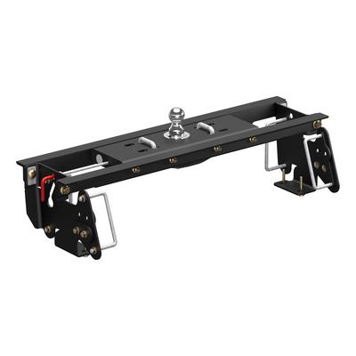 Curt Manufacturing Double Lock EZr Gooseneck Hitch Kit with Brackets - 60682