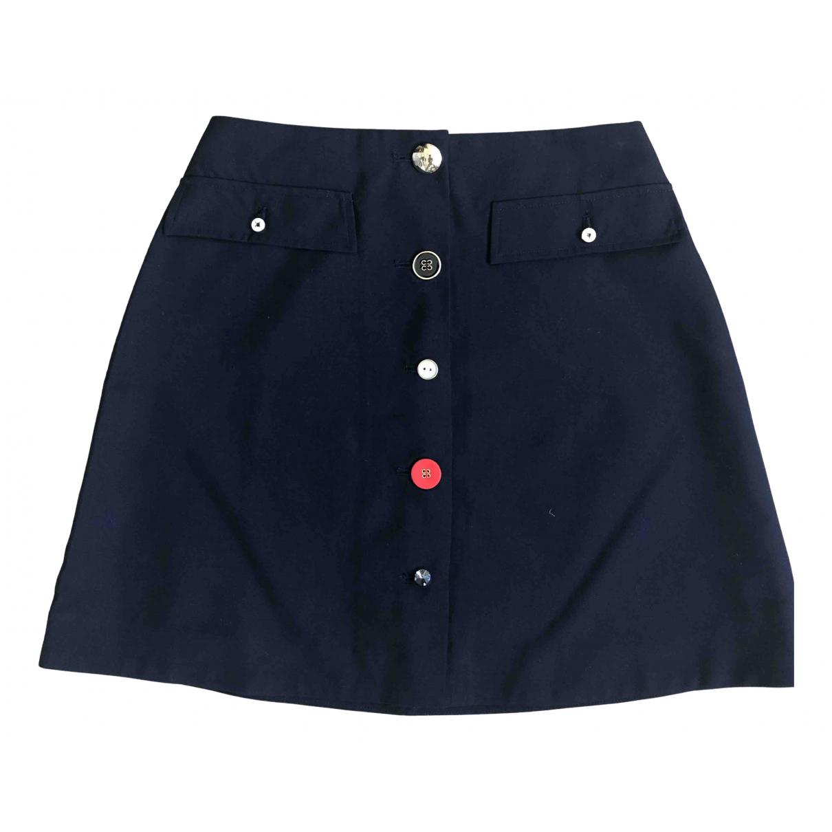 Ports 1961 \N Navy skirt for Women 36 FR
