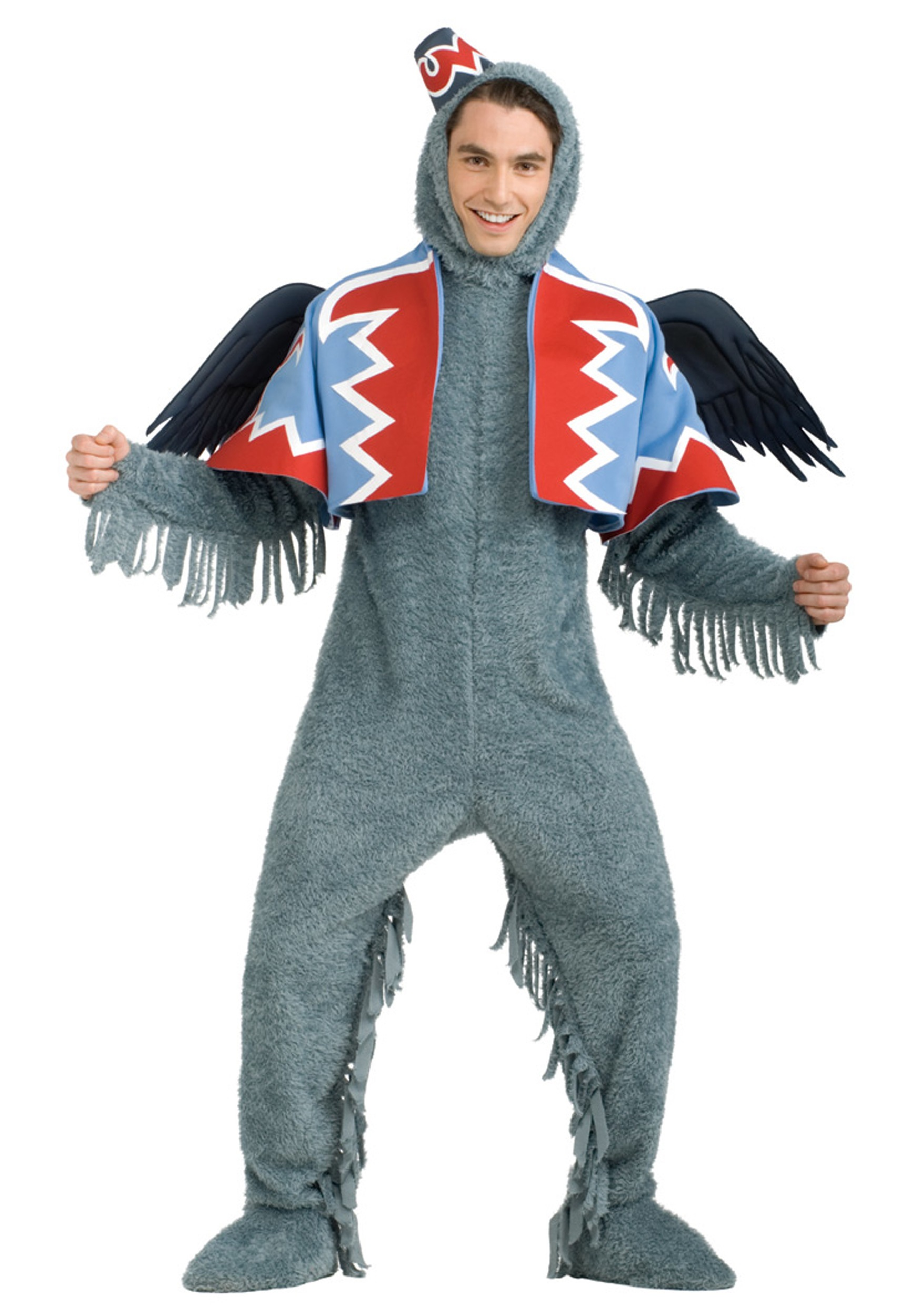 Flying Monkey Costume | Movie Character Costume | Jumpsuit