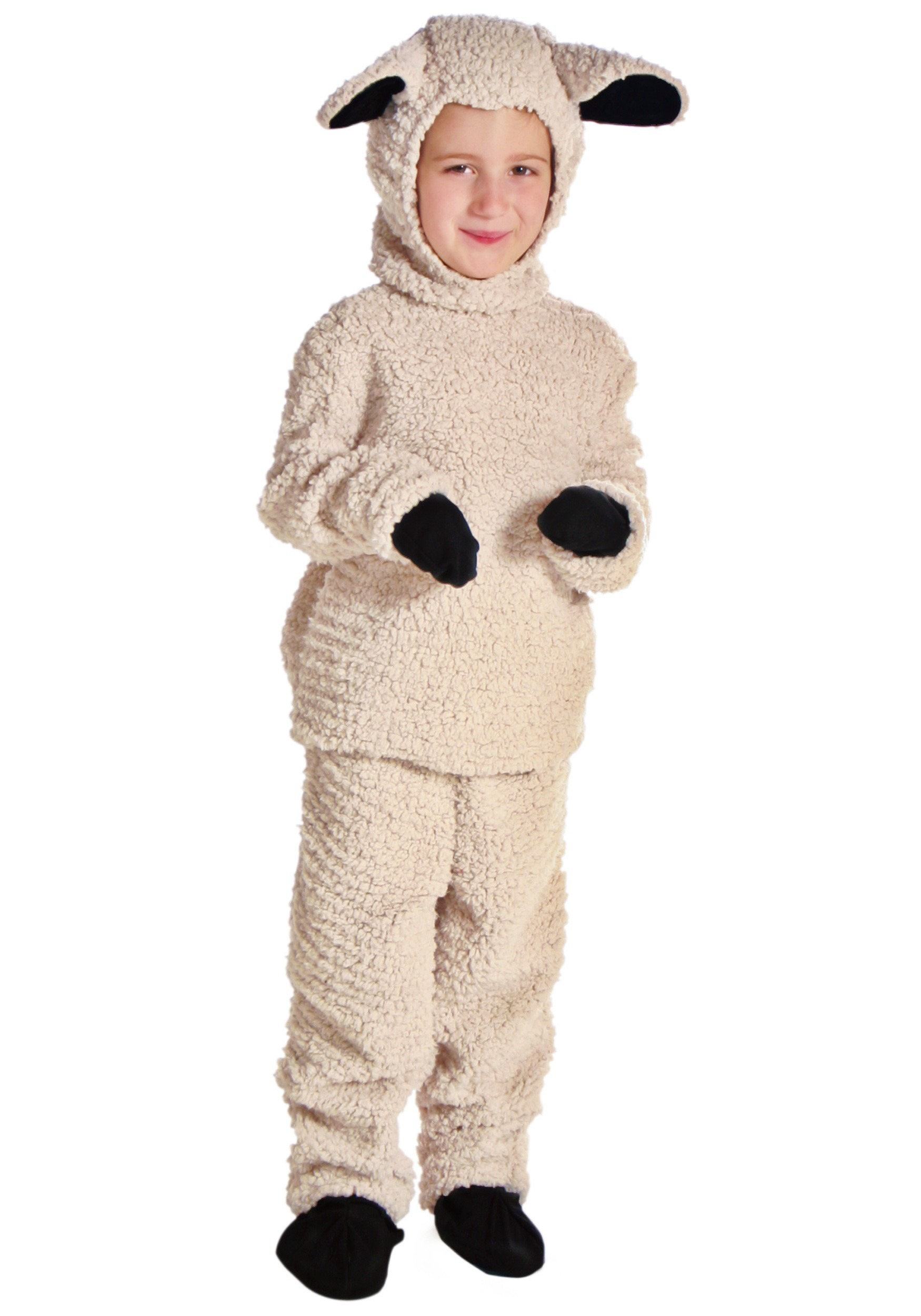 Woolly Sheep Costume for Kids   Exclusive   Made By Us Costume