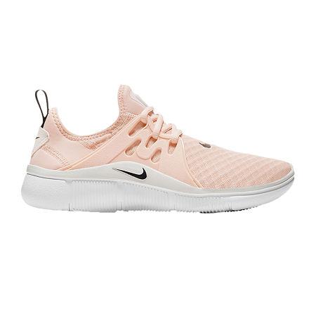 Nike Acalme Womens Running Shoes, 8 Medium, Pink