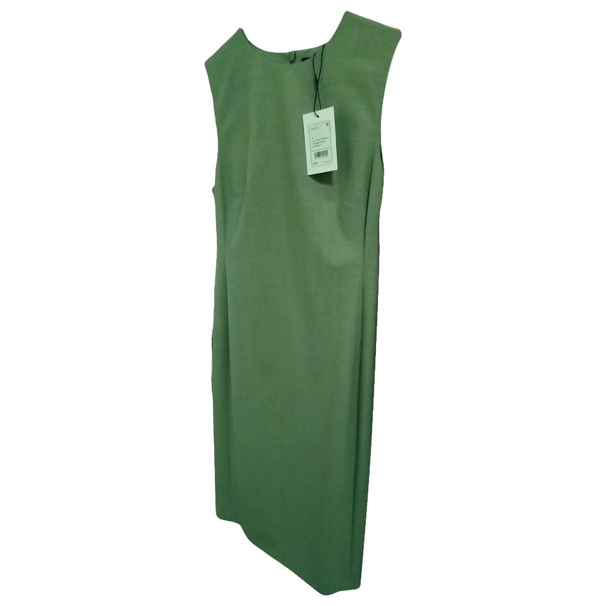 Theory \N Grey Wool dress for Women 4 US
