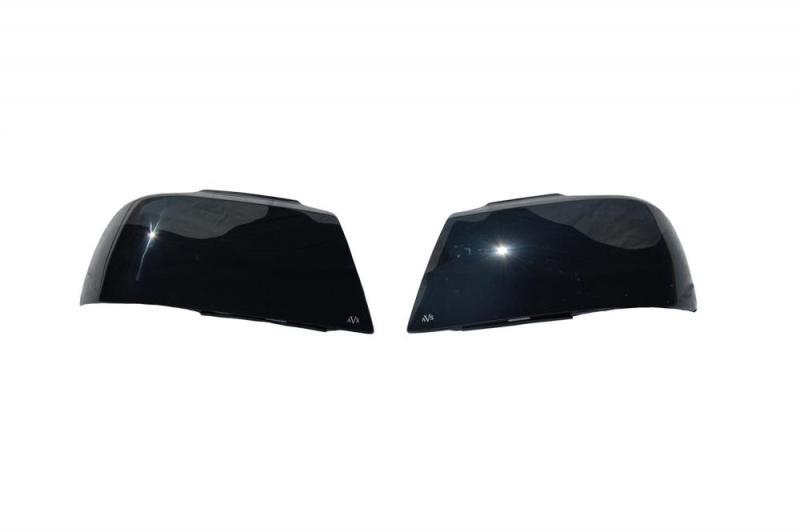 AVS 37617 Headlight Covers - Black Toyota Tacoma 2001-2004