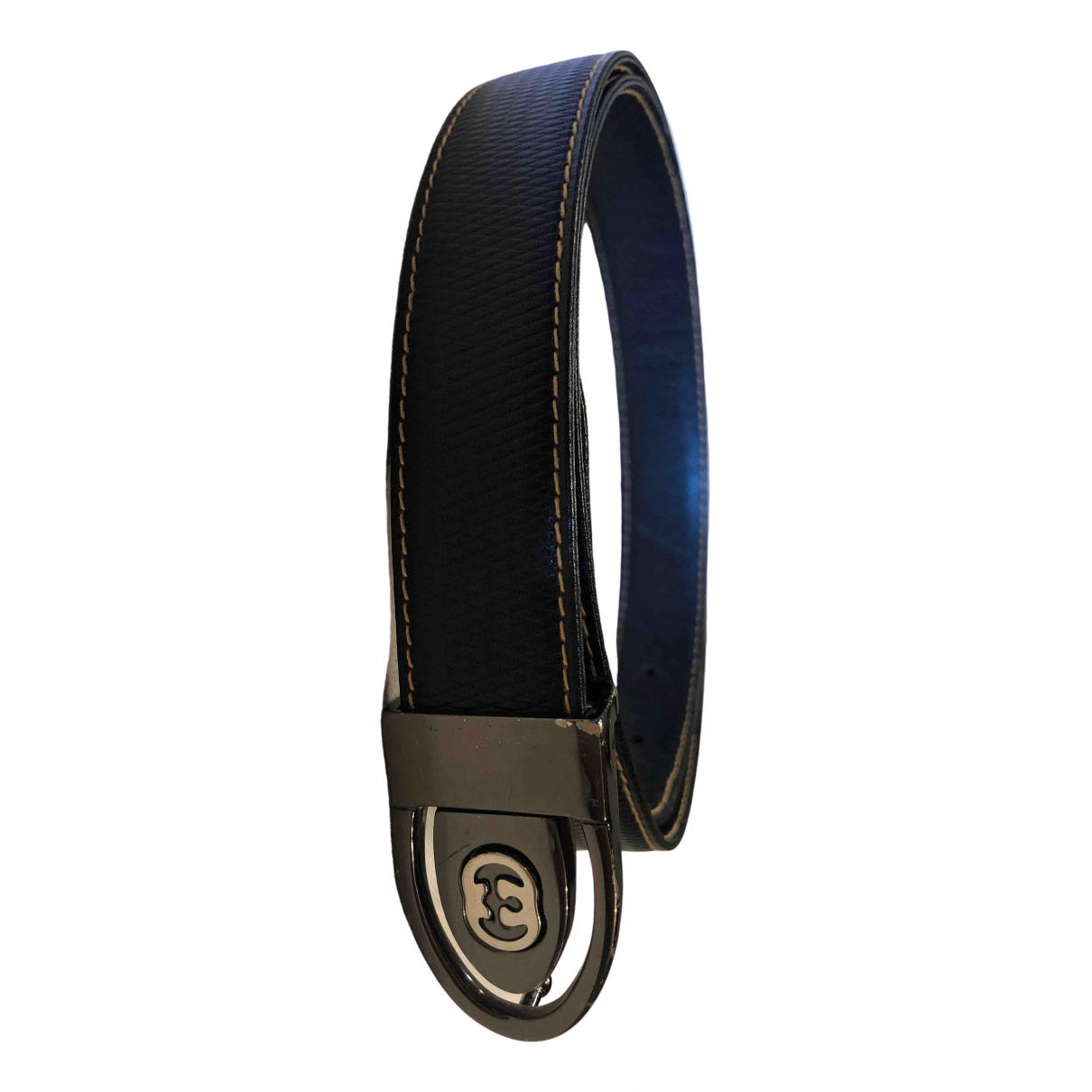 Gucci \N Black Leather belt for Women 85 cm
