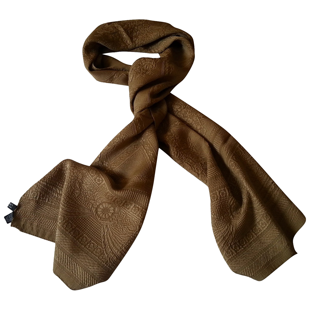 Liberty Of London \N Camel Silk scarf for Women \N
