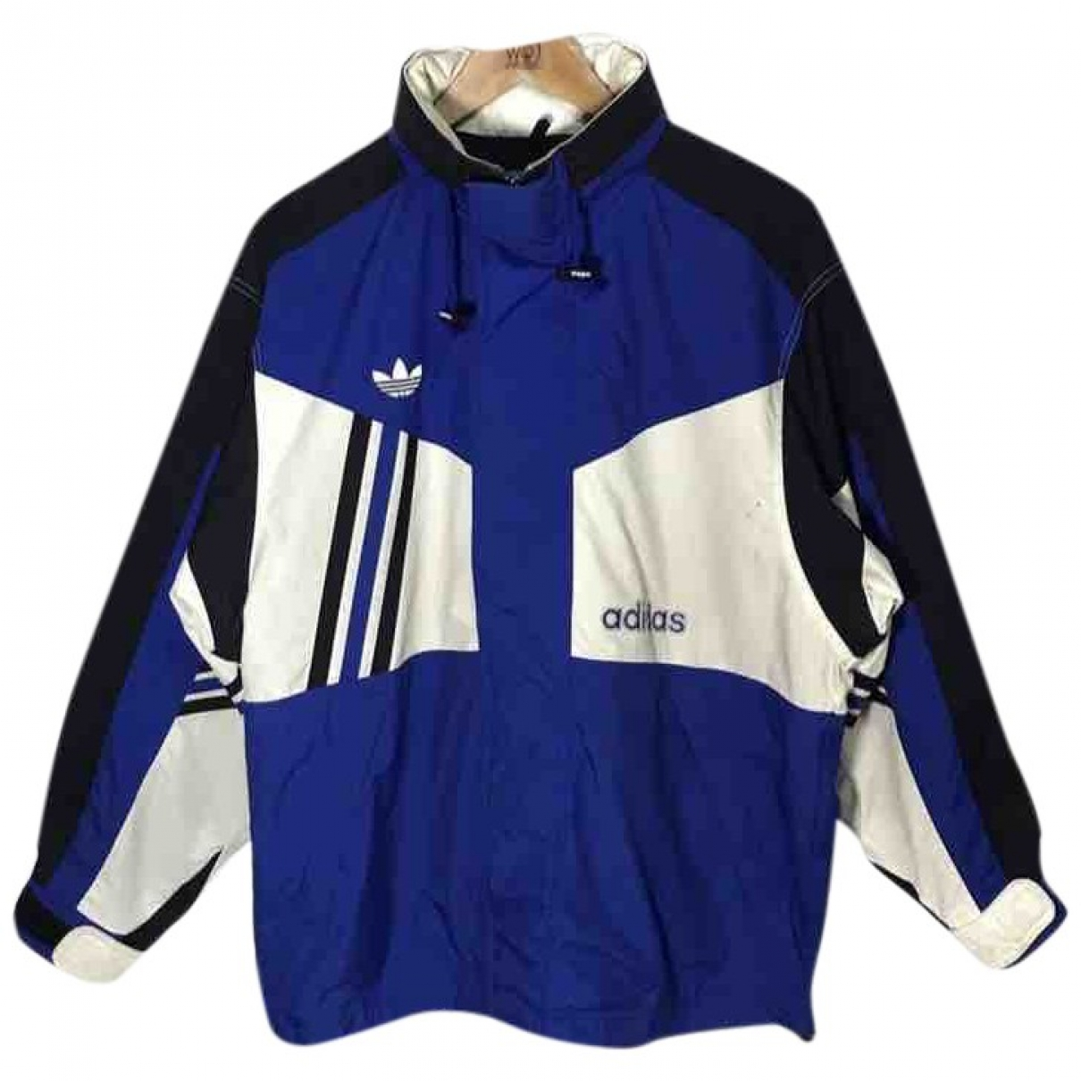 Adidas \N Blue jacket  for Men L International