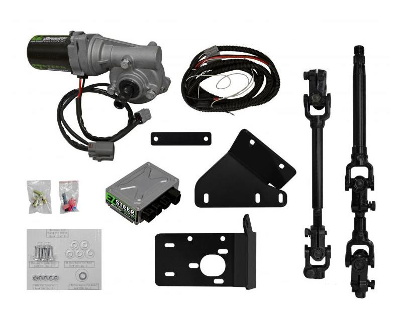 SuperATV PS-P-RZRXP Power Steering Kit Polaris RZR XP 4 900 12-14
