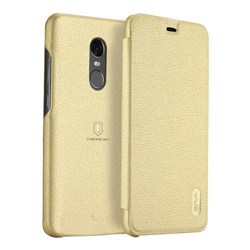 Gold Xiaomi Redmi Note 4X Case Lenuo Le Dream Series Superior Quality PC Phone Cover