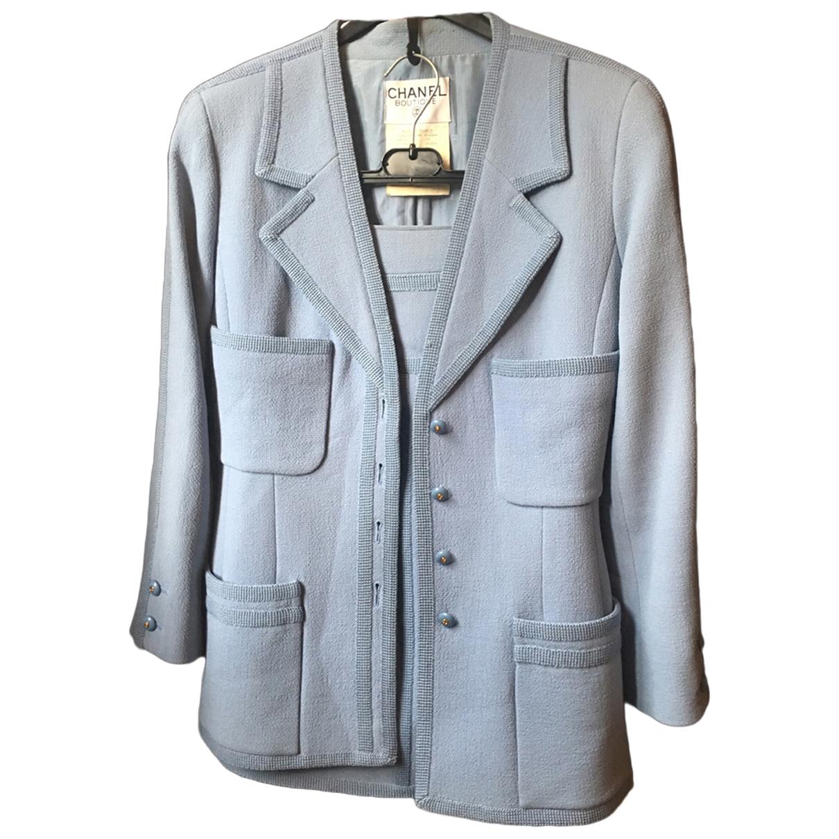 Chanel \N Wool jacket for Women 40 FR